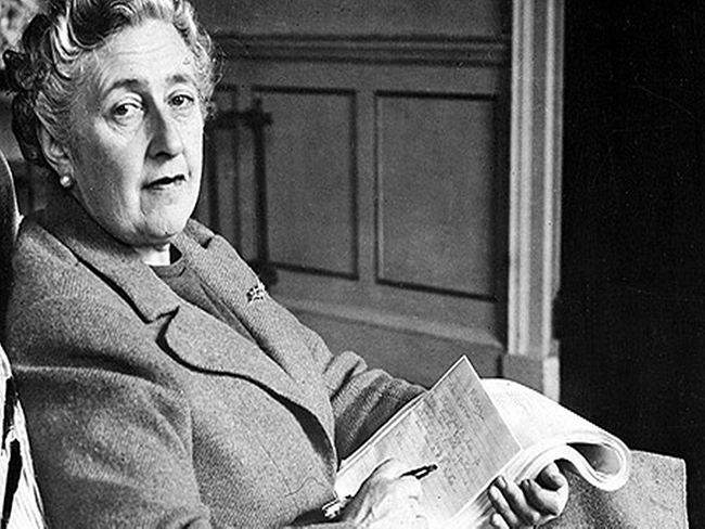 Agatha Christie photo