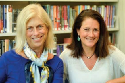 New leaders take the helm of Stonington Free Library's Board of Trustees
