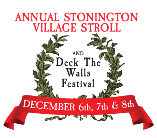 Holiday Stroll Begins At the Library