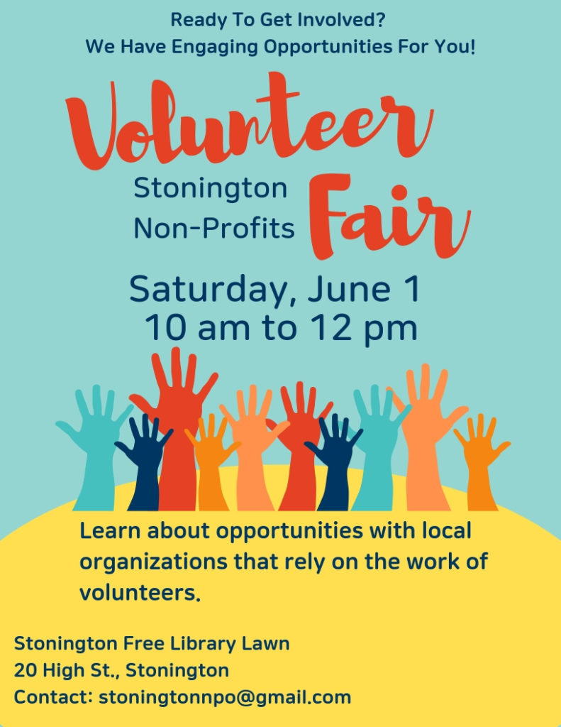 Stonington Non-Profits Volunteer Fair