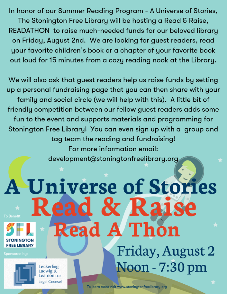 Read & Raise – READATHON