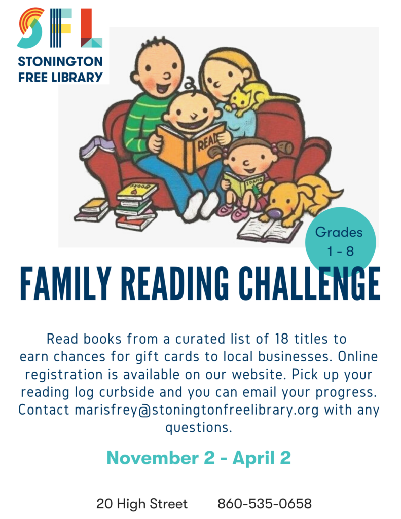 Family Reading Challenge